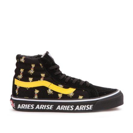 Vans x Aries OG Sk8-Hi LX (zwart)