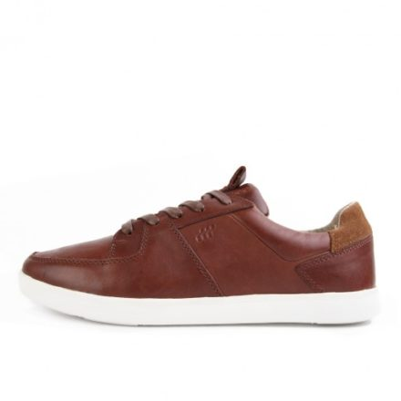 Boxfresh Cladd ICN Leather Chestnut Taupe