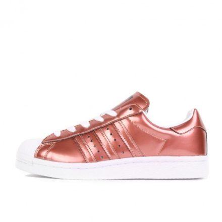 adidas Superstar Boost W Copper Metallic White