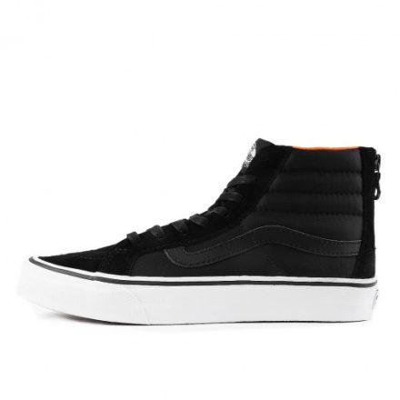Vans SK8-Hi Slim Zip Boom Boom Black True White