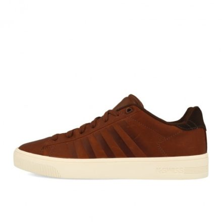 K-Swiss Court Frasco Tortoise Shell Chocolate Marshmellow