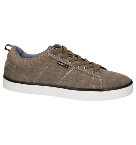 Taupe Lage Sportieve Sneakers O'neill Void