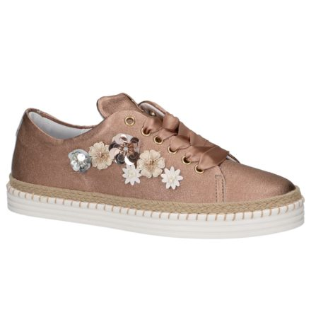 Rose Gold Hampton Bays by Torfs Sneakers