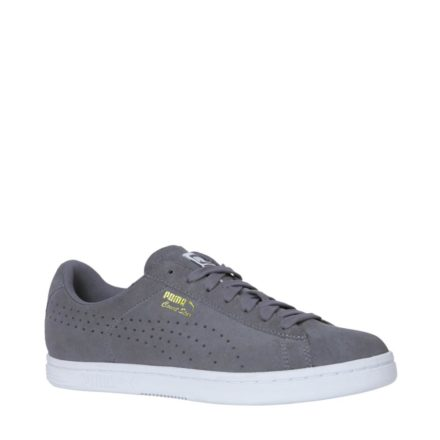 Puma Court Star suede sneakers (grijs)