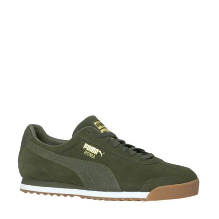 Puma Roma Natural Warmth sneakers (groen)