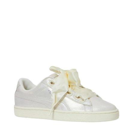Puma Basket Heart NS sneakers (wit)