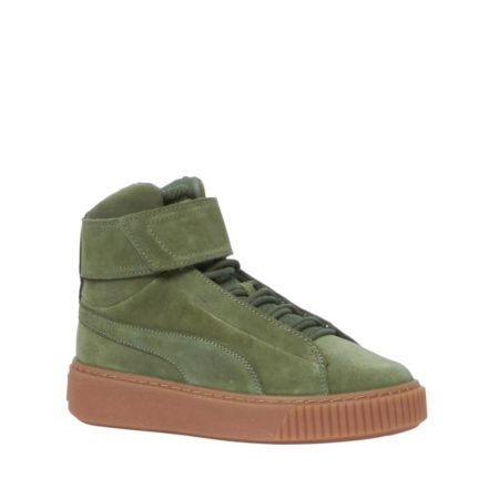 Puma Platform Mid OW sneakers (groen)