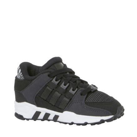 adidas originals EQT Support I sneakers kids (zwart)