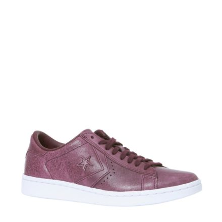 Converse Pro Leather LP OX sneakers (rood)