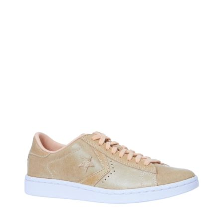 Converse Pro Leather LP OX sneakers (roze)
