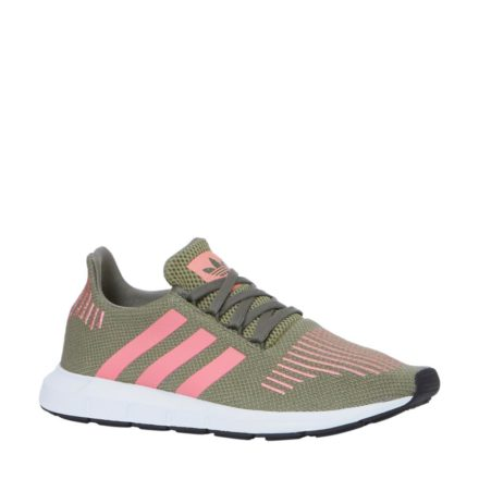 adidas originals Swift Run W sneakers (groen)