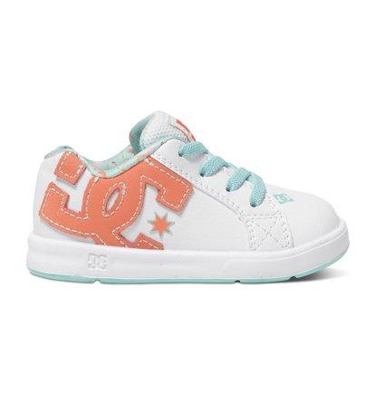 Court Graffik Elastic UL – Backpack for Kids – White – DC Shoes wit