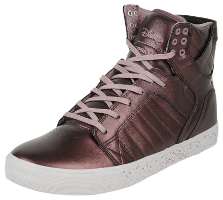Supra Skytop - Poison Apple Sneakers zwart-lila