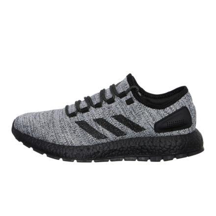 adidas PureBOOST All Terrain (wit/zwart/grijs)