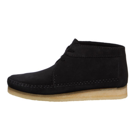 Clarks Weaver Boot (zwart)