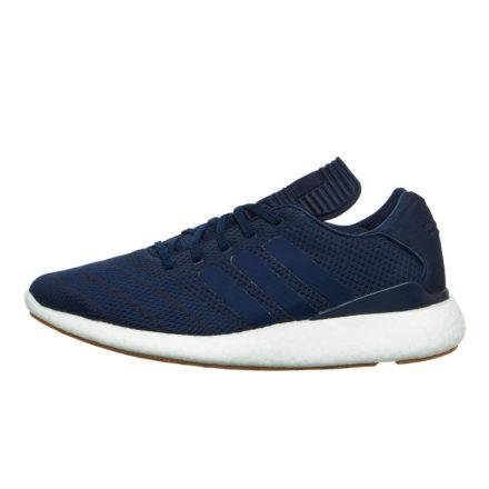 adidas Skateboarding Busenitz Pure Boost Primeknit (blauw/wit)