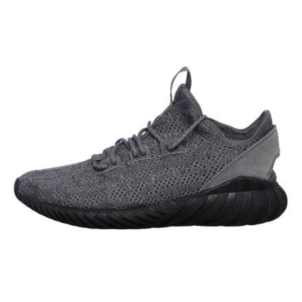 adidas Tubular Doom Sock Primeknit (grijs/zwart/wit)