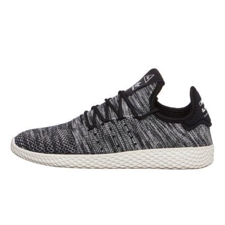 adidas PW Tennis HU Primeknit (wit/zwart)