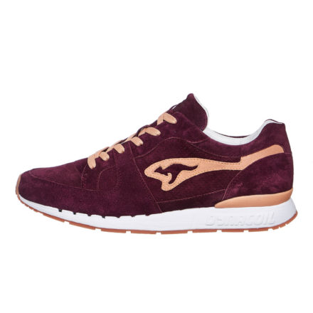 KangaROOS Coil R1 Shiraz Made in Germany (rood)