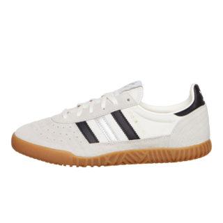 adidas Indoor Super (wit/zwart/zilver)