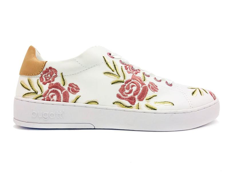 Chaussures De Sport Laag Chako Rosa / Kangourous Wit 2kGTk