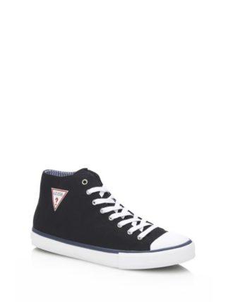 Guess Walter Hoge Sneakers (zwart)