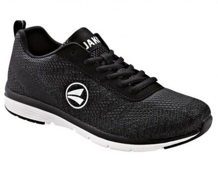 Jako Vrijetijdsschoen Striker Mesh Sneaker (Zwart)