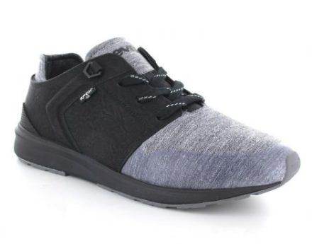 Levi's Levi'S Black Tab Runner Sportieve Sneaker (Zwart)