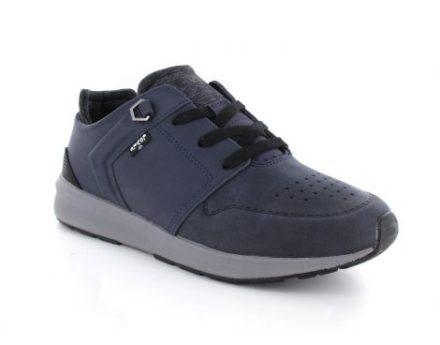 Levi's Levi'S Black Tab Runner W Dames Sneaker (Blauw)