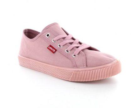 Levi's Levi'S Light Pink Roze Sneaker (Roze)