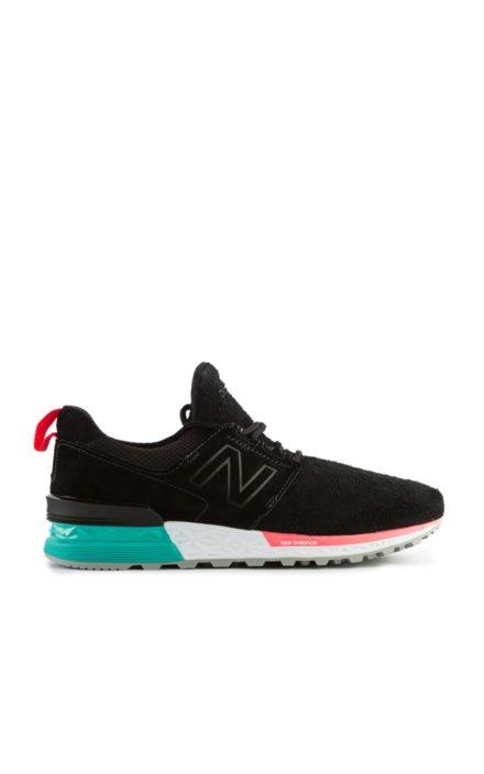 New Balance MS574 Doa Black