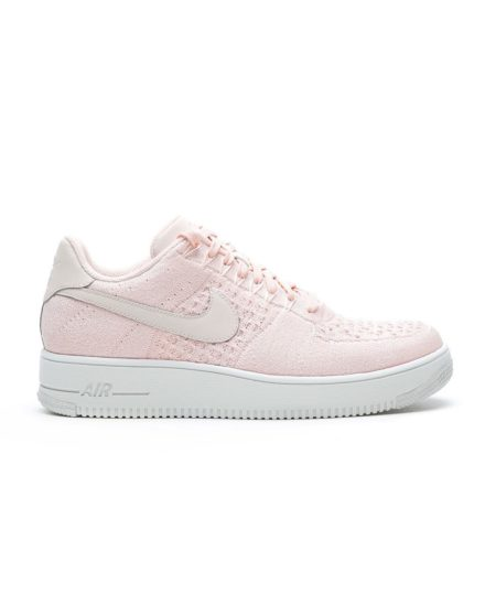 NIKE Air Force 1 Flyknit Low (sunset tint/sunset tint-sail)