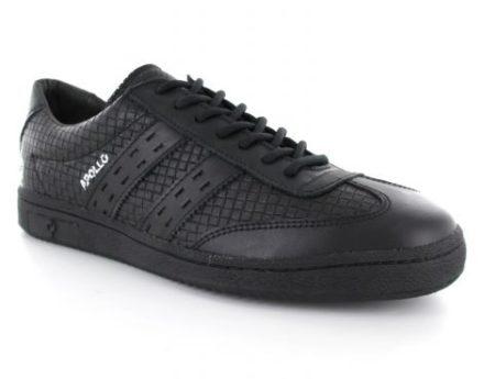 Quick Apollo Heren Sneaker (Zwart)