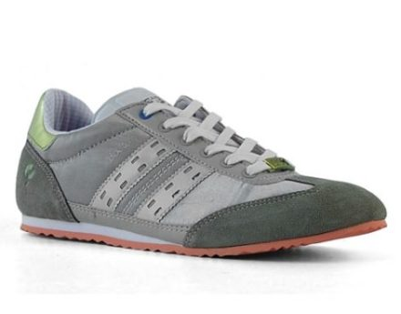 Quick Boston Lady Sneakers (Cement,Taupe Grey,Cloud)