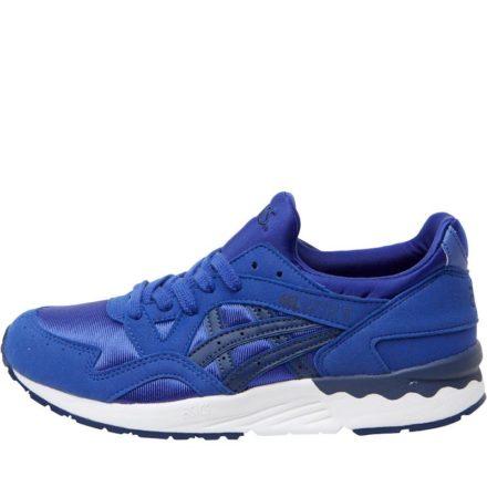 Asics Tiger Jongens Gel Lyte V GS Sneakers Blauww
