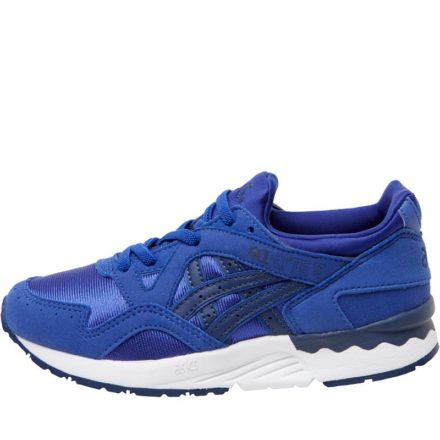 Asics Tiger Jongens Gel Lyte V PS Sneakers Blauww
