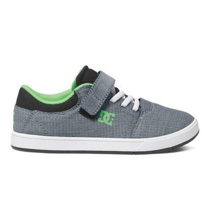 Crisis EV TX SE – Lage Schoenen voor Jongens – Gray – DC Shoes Overige kleuren
