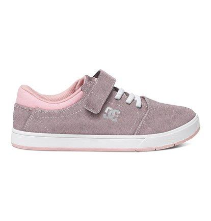 Crisis Ev TX SE – Lage Schoenen voor Jongens – Pink – DC Shoes roze