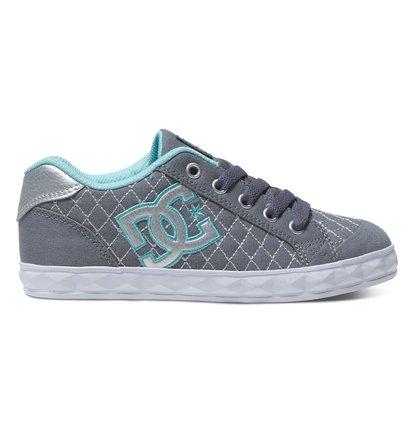 Chelsea Stud – Lage Schoenen voor Kids – Gray – DC Shoes Overige kleuren