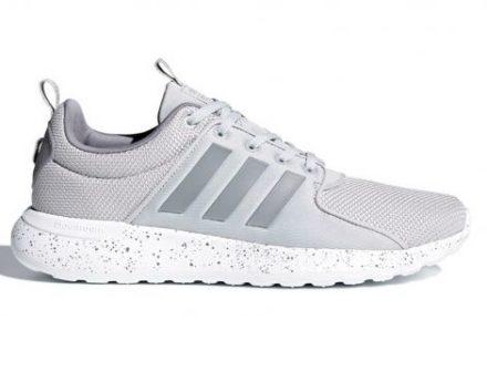 Adidas Cf Lite Racer Grijze Sneaker (Grijs)