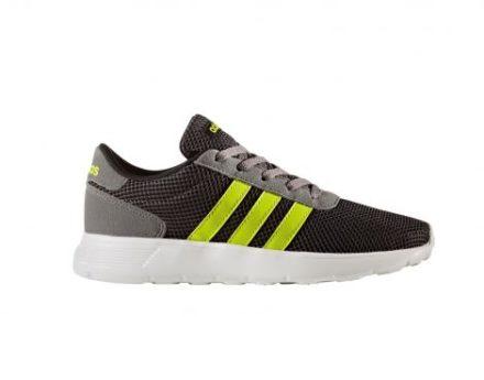 Adidas Lite Racer Kids Sneaker (Grijs)