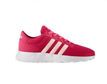 Adidas Lite Racer Kids Kinder Sneakers (Roze)