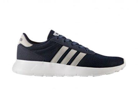 Adidas Lite Racer Cloadfoam Sneakers (Blauw)