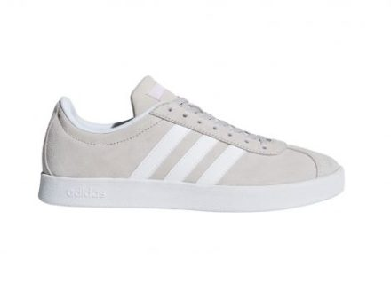Adidas Vl Court 2.0 W Beige Sneaker (Beige)