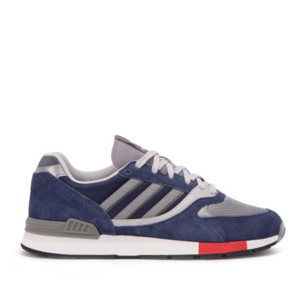 adidas Quesence (blauw/rood/grijs)