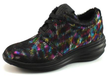 Est 1842 515900 multi sneaker Zwart EST04