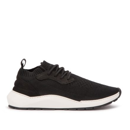 Filling Pieces Knit Speed Arch Runner Condor (zwart)