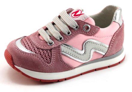 Naturino Bomba sneakers veter Roze NAT11