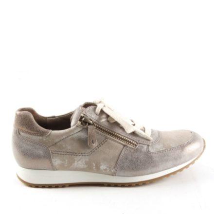 Oud-zilver Paul Green veterschoenen (Grijs)