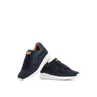 Rehab Footwear Hunter m lizard nubuck Donkerblauw (Blauw)